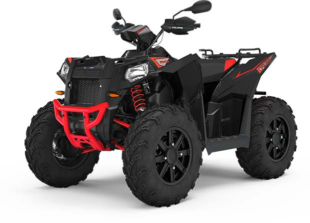 SCRAMBLER XP 1000 Black